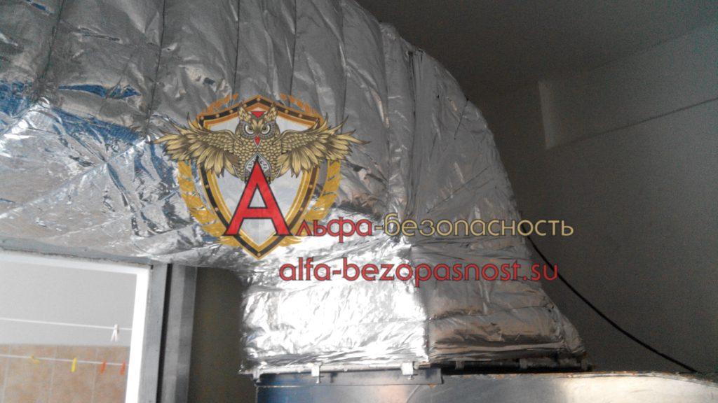 огнезащитная обработкаогнезащитная обработка