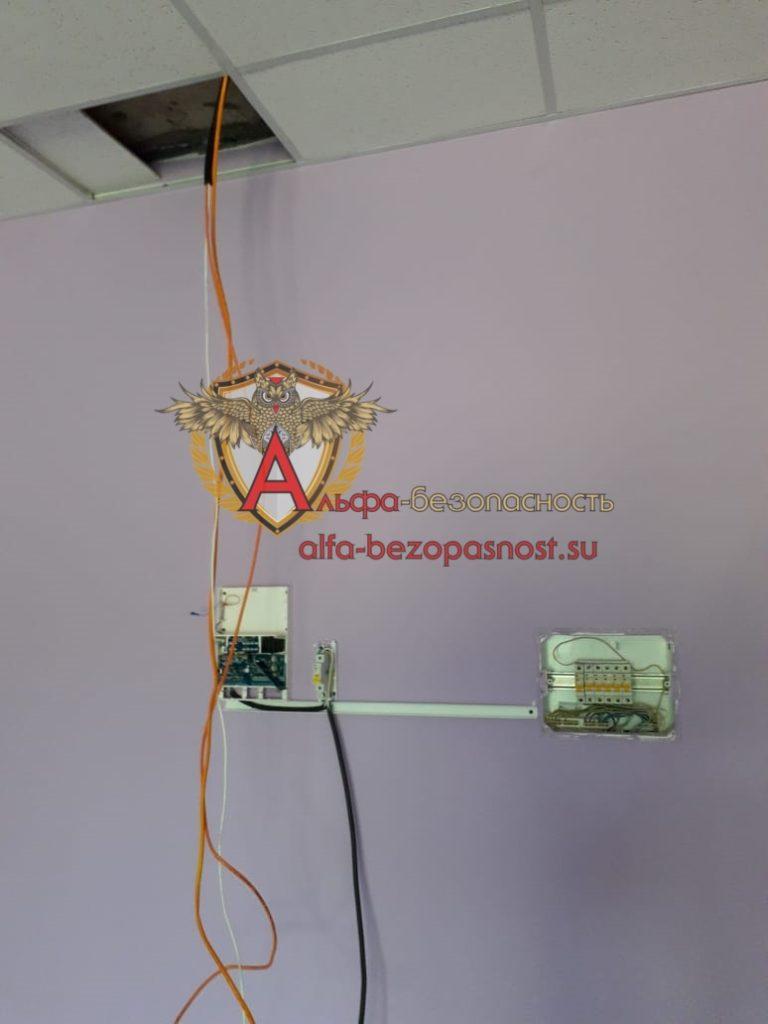 установка автоматической пожарной сигнализации Краснодар
