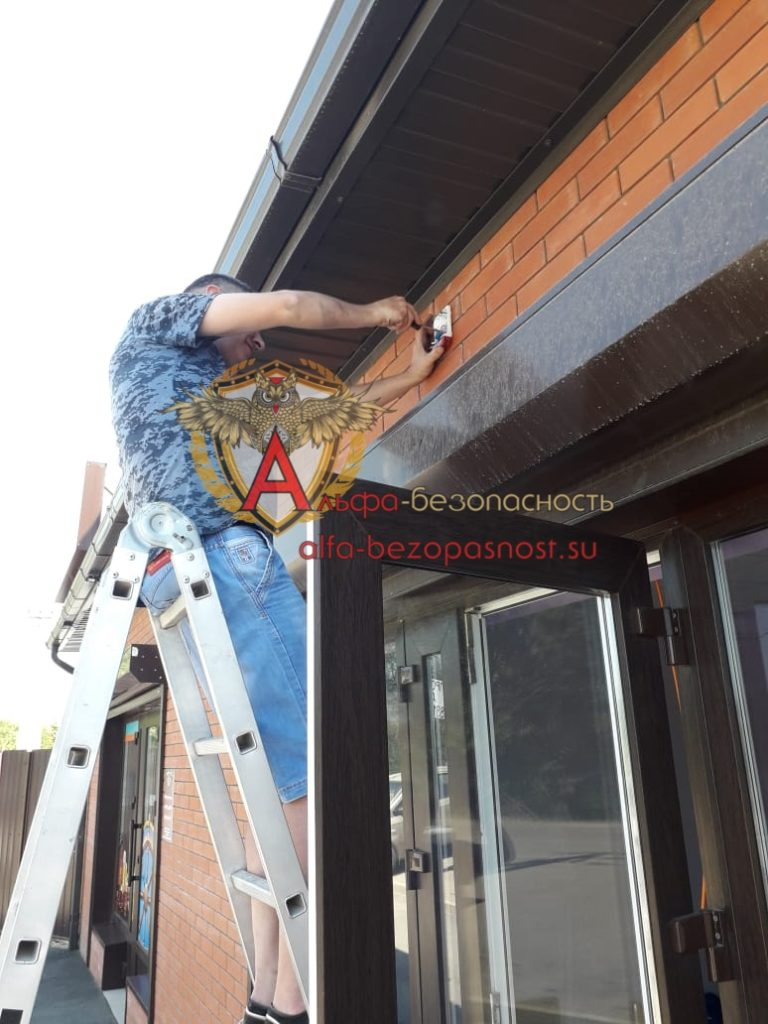 установка автоматической пожарной сигнализации в Краснодаре